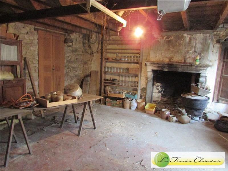Vente maison / villa Aigre 89000€ - Photo 9