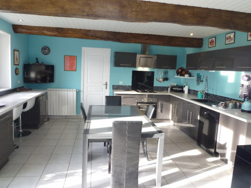 Vente maison / villa Sainte severe 215 000€ - Photo 2