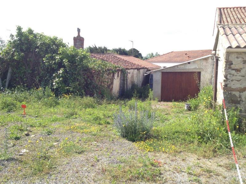 Sale site Olonne sur mer 132650€ - Picture 1