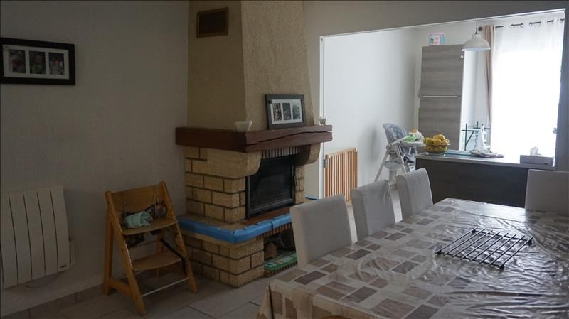 Sale house / villa Breval 240000€ - Picture 6