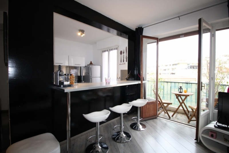 Vente appartement Nice 242 000€ - Photo 1