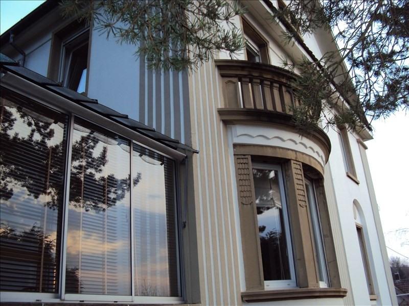 Vente de prestige maison / villa Brunstatt 690000€ - Photo 1