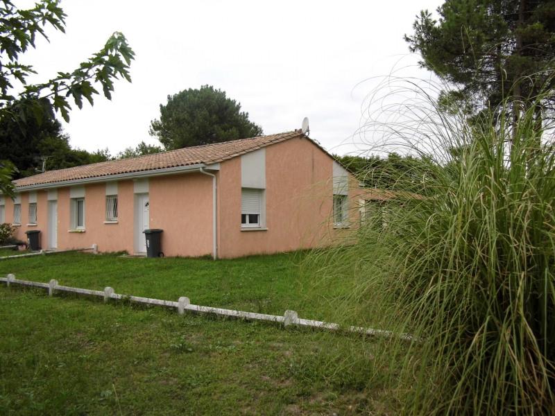 Rental house / villa Saint-selve 580€ CC - Picture 2