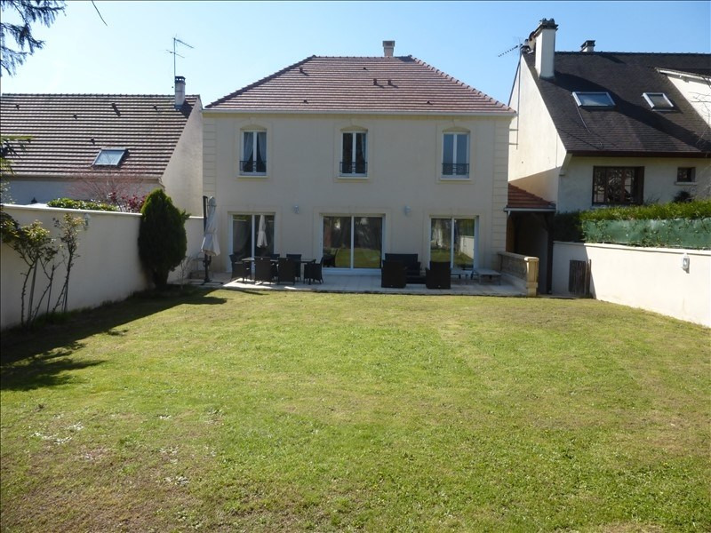 Sale house / villa St brice sous foret 865 000€ - Picture 3