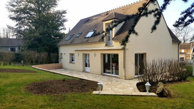 Deluxe sale house / villa Seugy 566800€ - Picture 1