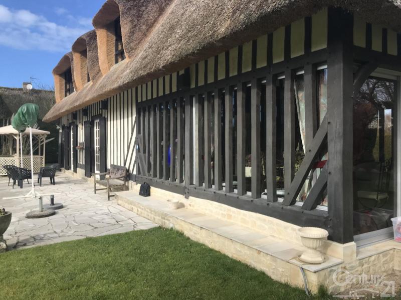 Revenda residencial de prestígio casa Tourgeville 1360000€ - Fotografia 10