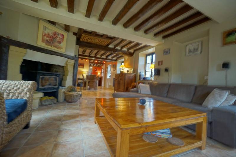 Sale house / villa Les thilliers en vexin 298000€ - Picture 3