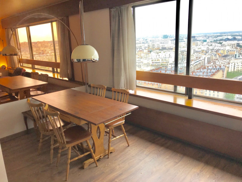 Sale apartment Paris 15ème 530000€ - Picture 3