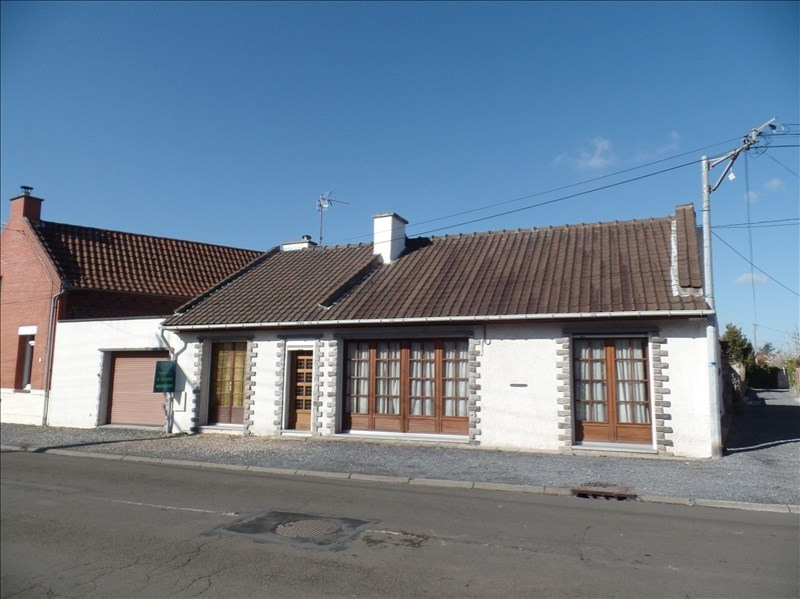 Venta  casa Raimbeaucourt 149900€ - Fotografía 1