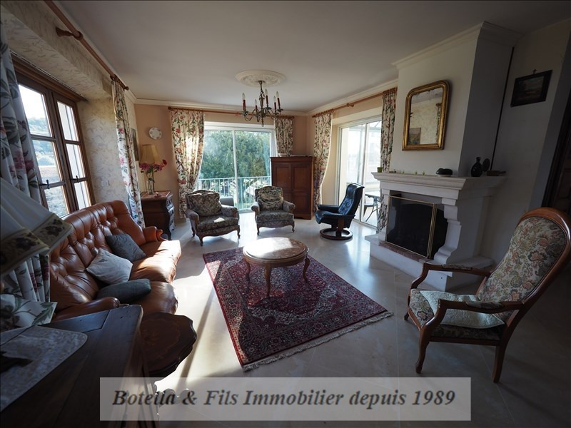 Verkauf von luxusobjekt haus Uzes 830000€ - Fotografie 7