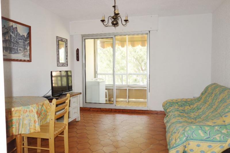 Alquiler  apartamento Saint mandrier sur mer 471€ CC - Fotografía 1