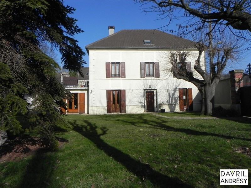 Sale house / villa Maurecourt 535000€ - Picture 1