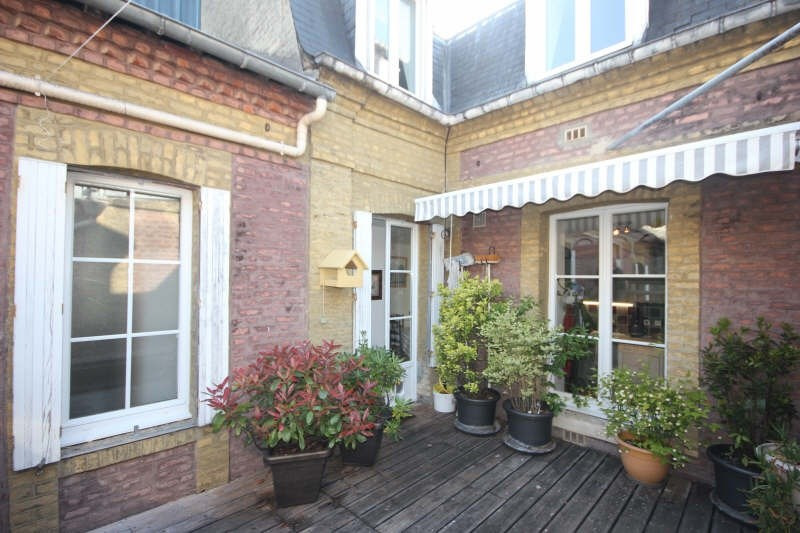 Sale apartment Villers sur mer 265 000€ - Picture 1