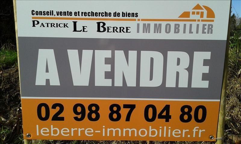 Vente terrain Benodet 124500€ - Photo 3