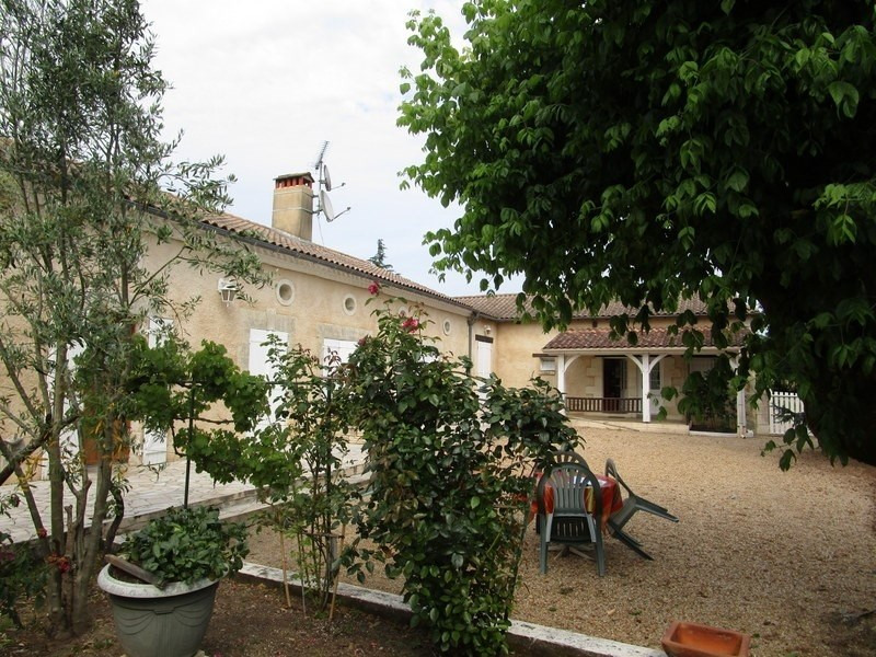 Sale house / villa Sourzac 319 000€ - Picture 1