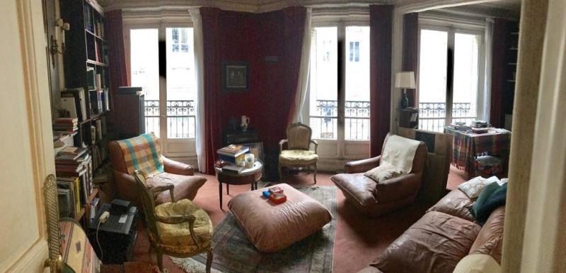 Sale apartment Paris 17ème 860000€ - Picture 2