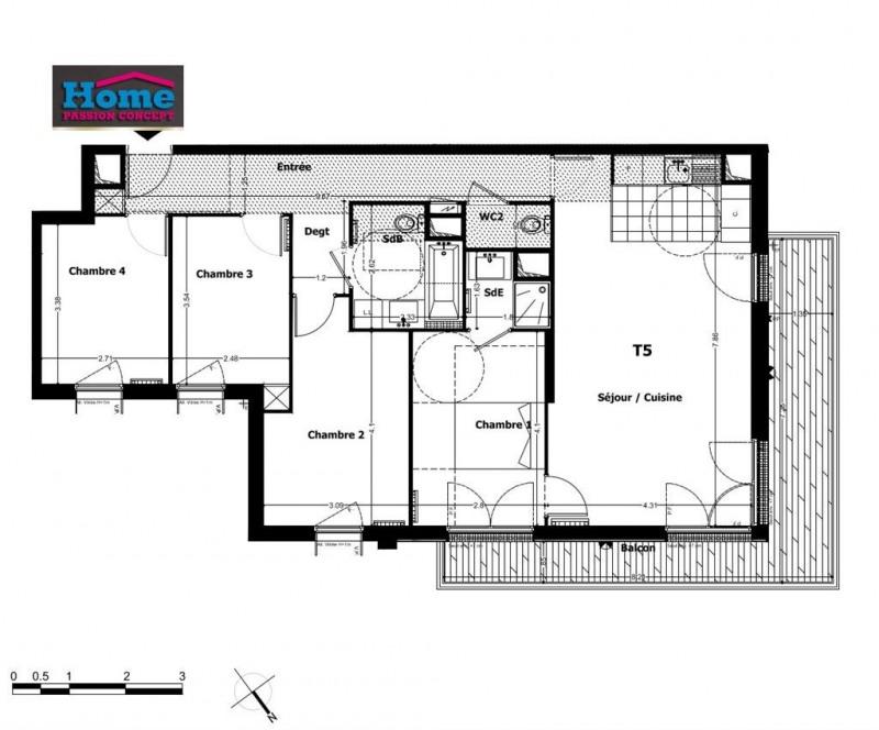 Vente appartement Rueil malmaison 666000€ - Photo 1