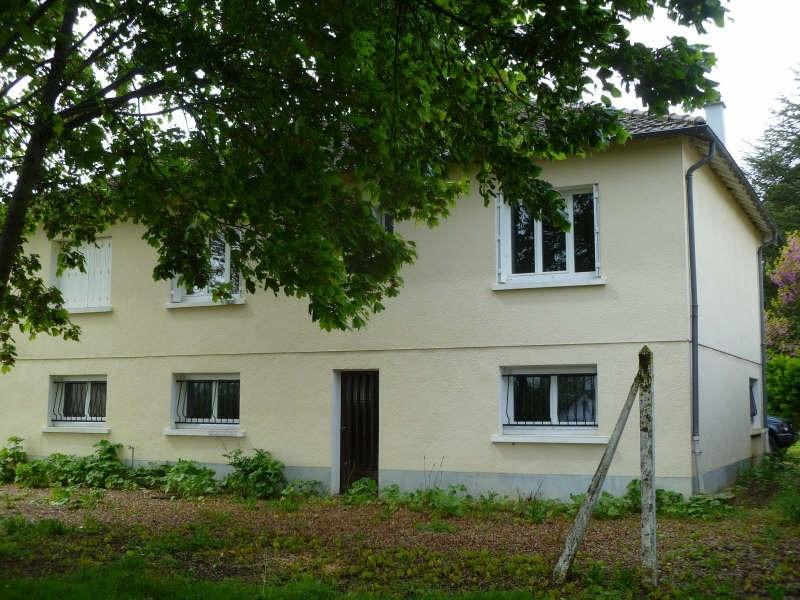 Location maison / villa Fontaine le comte 725€cc -  1