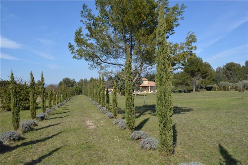 Immobile residenziali di prestigio casa Carpentras 599000€ - Fotografia 3