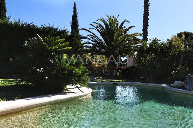 Vente de prestige maison / villa Juan-les-pins 1690000€ - Photo 2