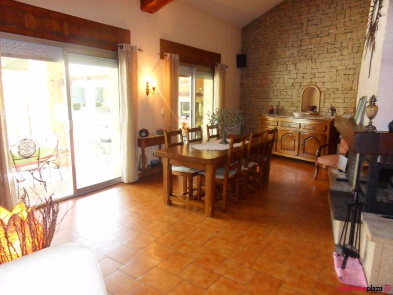 Sale house / villa Morieres les avignon 380000€ - Picture 5