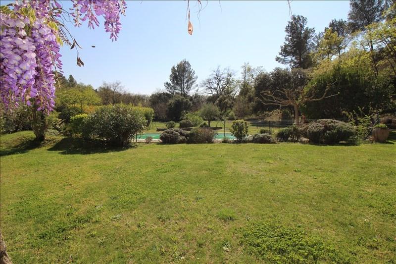 Vente de prestige maison / villa L isle sur la sorgue 825000€ - Photo 5