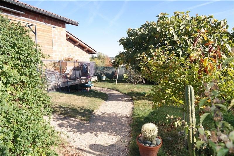 Vente maison / villa Grisolles 325500€ - Photo 9