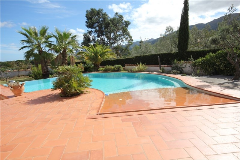 Vente de prestige maison / villa Villelongue dels monts 840 000€ - Photo 7