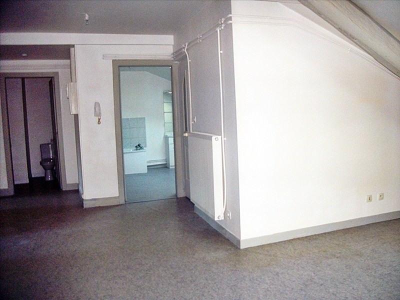 Rental loft/workshop/open plan Raon l etape 520€ CC - Picture 2