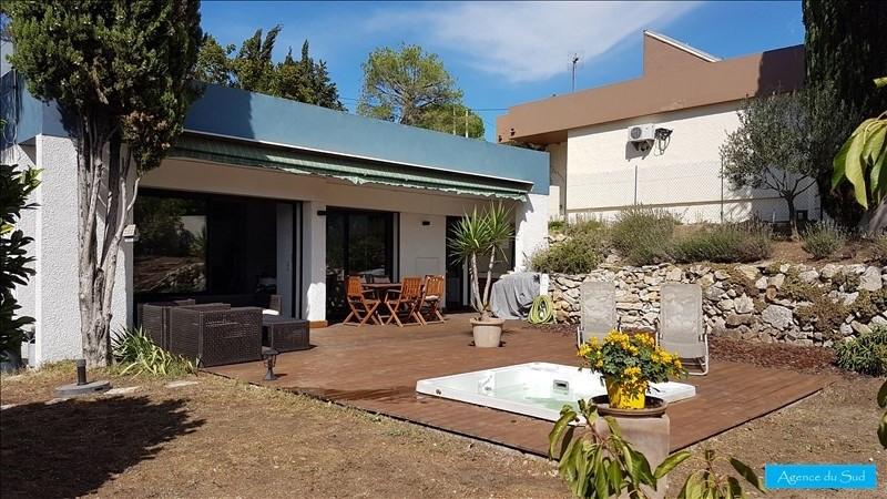 Vente maison / villa La bouilladisse 440000€ - Photo 2