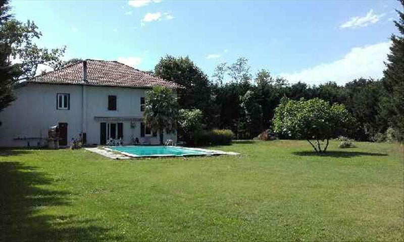 Vente maison / villa Pey 367 000€ - Photo 1