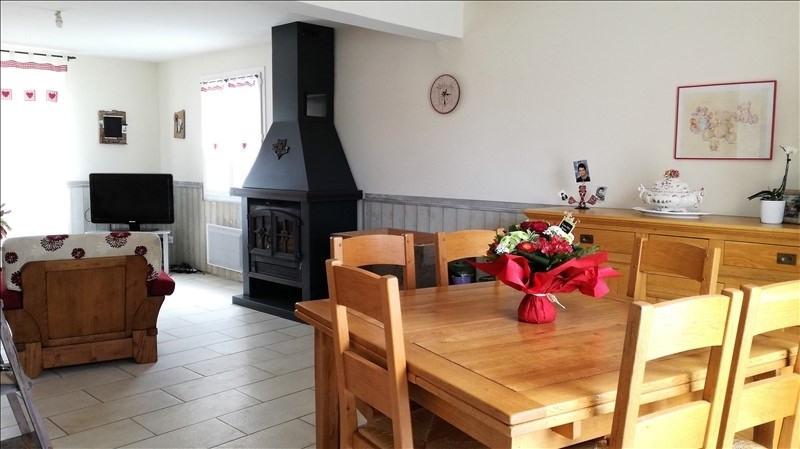 Vente maison / villa Tracy le mont 262000€ - Photo 2