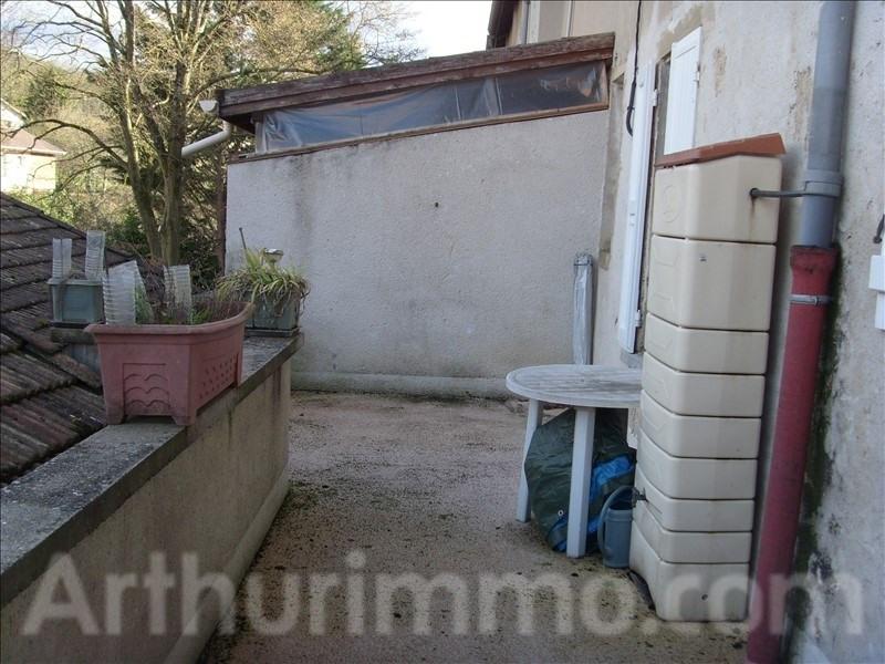 Vente appartement St romans 135000€ - Photo 1