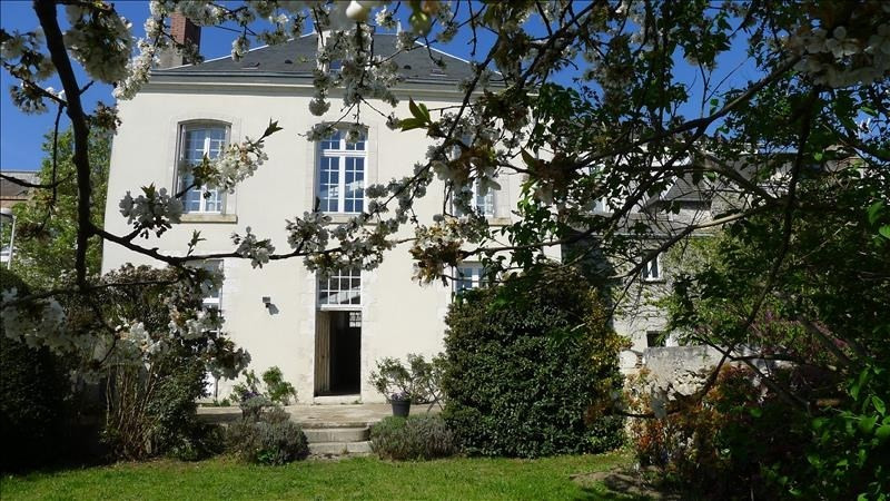 Revenda residencial de prestígio casa Orleans 628000€ - Fotografia 1