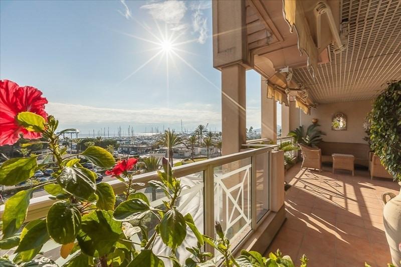 Deluxe sale apartment Le golfe juan 550000€ - Picture 14