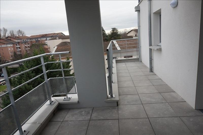 Alquiler  apartamento Toulouse 596€ CC - Fotografía 3