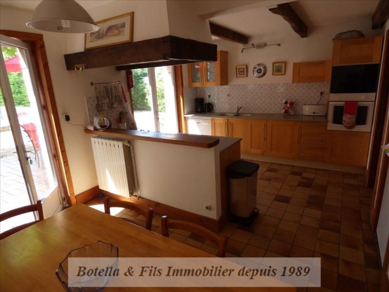 Vente maison / villa Vallon pont d arc 550000€ - Photo 5