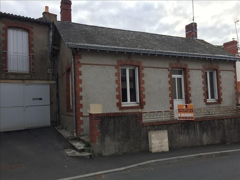 Vente maison / villa Montrevault 60090€ - Photo 1