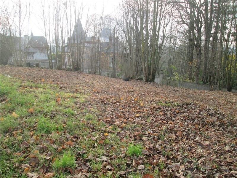 Vente terrain Gaillon sur montcient 140000€ - Photo 1