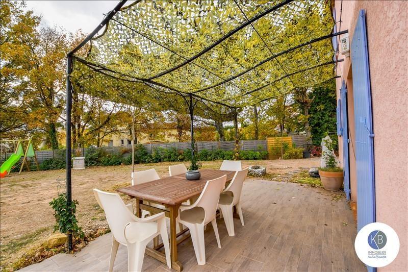 Vente maison / villa Pourrieres 374000€ - Photo 5