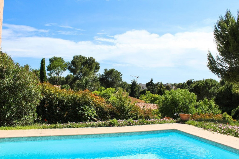 Deluxe sale house / villa Antibes 861 000€ - Picture 2