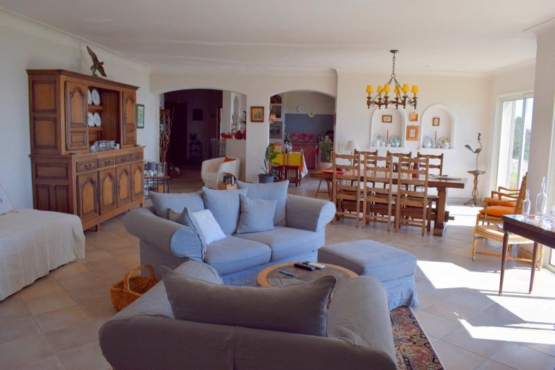 Revenda residencial de prestígio casa Seillans 630000€ - Fotografia 14