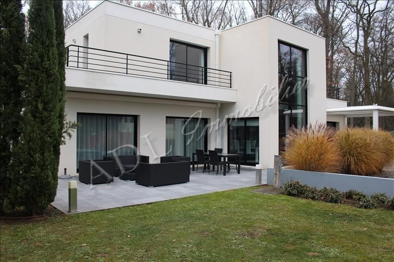 Deluxe sale house / villa Lamorlaye 1495000€ - Picture 2