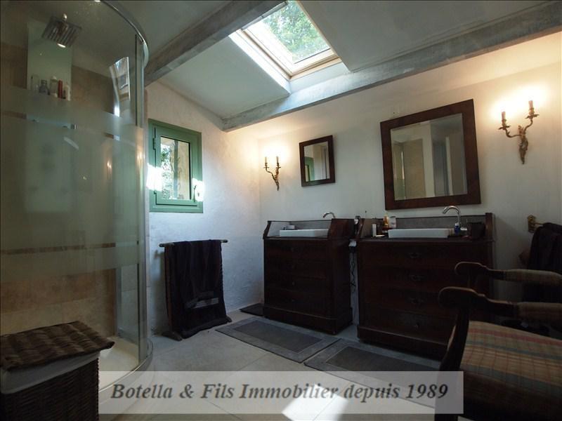Vente de prestige maison / villa Uzes 590000€ - Photo 7