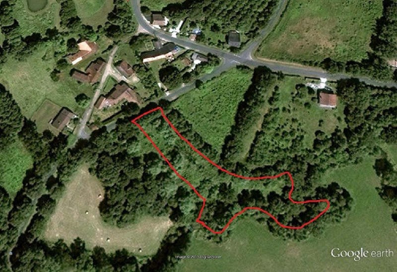 Vente terrain Sury es bois 25000€ - Photo 1
