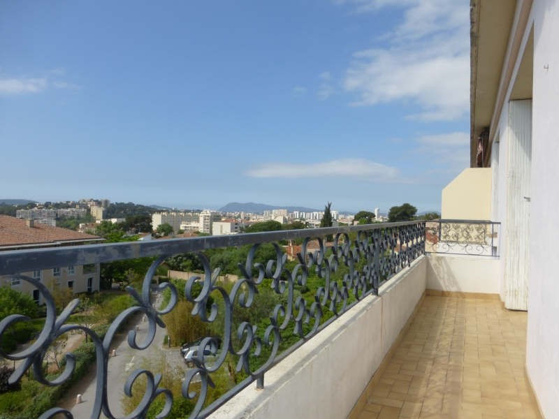 Sale apartment Toulon 165000€ - Picture 1