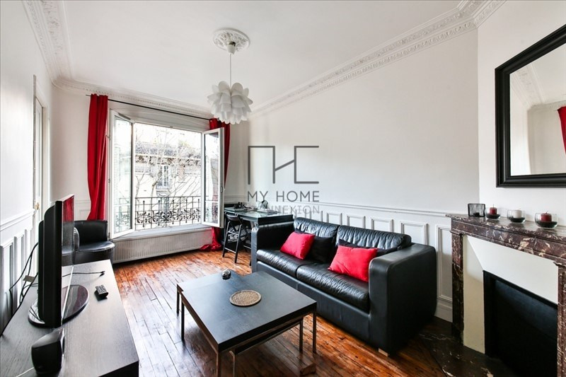 Vente appartement Clichy 280000€ - Photo 1