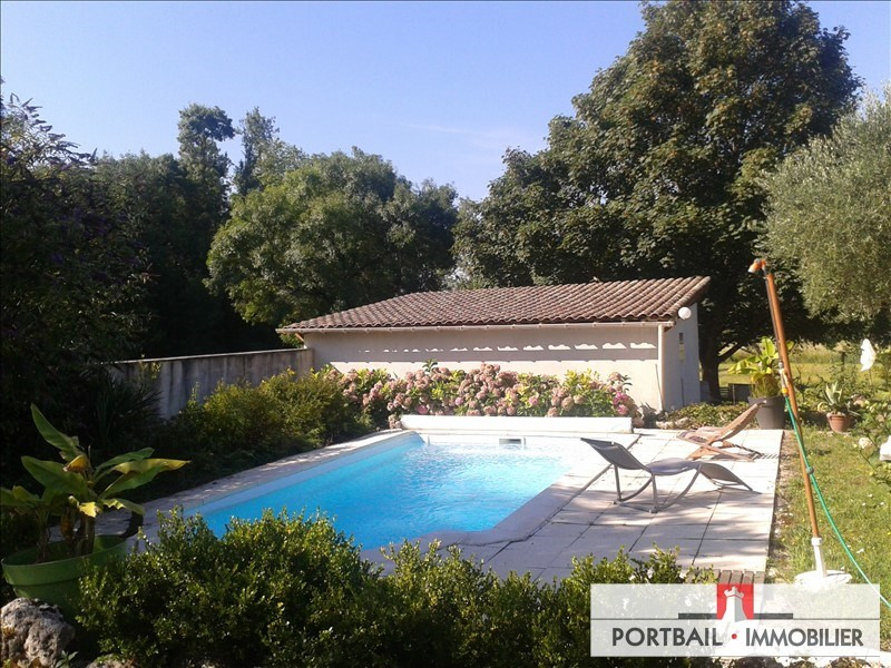 Sale house / villa St martin lacaussade 275 600€ - Picture 9
