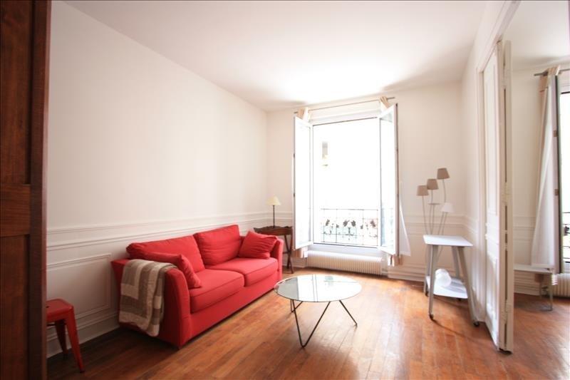 Rental apartment Paris 15ème 1772€ CC - Picture 3