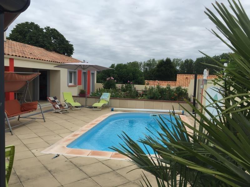 Sale house / villa Avrille 299520€ - Picture 7